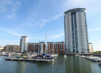 2 bed flat to rent in Meridian Wharf, Trawler Road, Martime Quarter, Swansea SA1