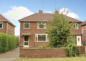 Thumbnail 3 bed semi-detached house for sale in Long Lane, Beverley