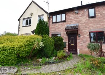 Thumbnail 2 bed terraced house to rent in Mill Brook Drive, Longbridge, Birmingham