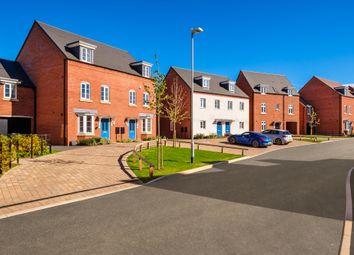 "Thumbnail 4 bed semi-detached house for sale in ""Burrington"" at Wedgwood Drive, Barlaston, Stoke-On-Trent"