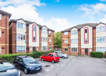 Thumbnail 2 bedroom flat for sale in Mimosa Close, Romford