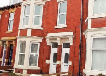 Thumbnail 3 bed flat to rent in Biddlestone Road, Newcastle Upon Tyne
