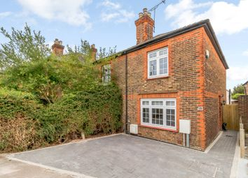 Thumbnail 2 bed semi-detached house to rent in Portsmouth Road, Cobham