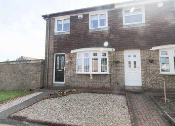 Thumbnail 3 bed terraced house for sale in Oulton Close, Eastfield Green, Cramlington