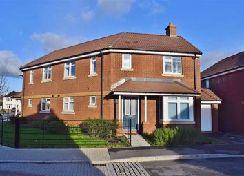 Thumbnail 3 bed semi-detached house for sale in Signal Way, Chippenham, Wiltshire