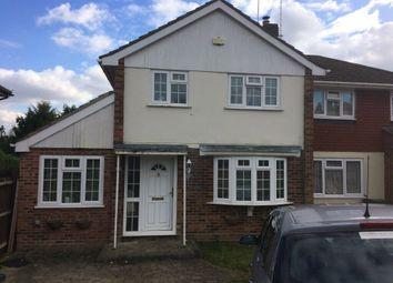 3 bed semi-detached house to rent in Fairford Road, Reading RG31