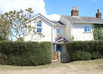 Thumbnail 3 bed semi-detached house for sale in Masseys Lane, East Boldre, Lymington, Hampshire