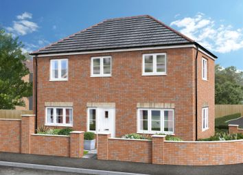 Thumbnail 4 bed detached house for sale in Humber View, St Chads, Barton