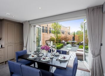 Thumbnail 3 bed town house for sale in St Agnes Place, Lambeth, London