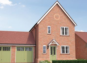 Thumbnail 2 bedroom link-detached house for sale in Crockford Lane, Chineham, Basingstoke