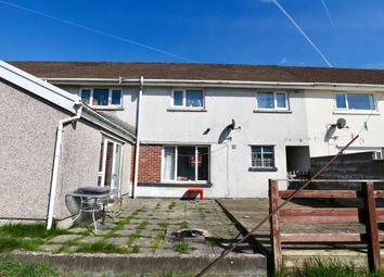 Thumbnail 4 bed terraced house for sale in Duffryn Fawr, Pentrebach, Merthyr Tydfil