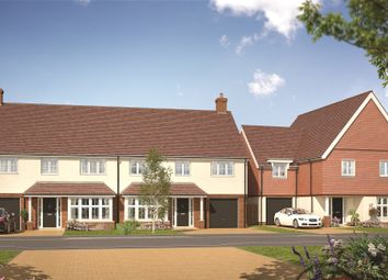 Thumbnail 4 bedroom semi-detached house for sale in Sycamore Gardens, Epsom