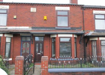Thumbnail 3 bed terraced house to rent in Leigh Road, Leigh, Manchester, Greater Manchester