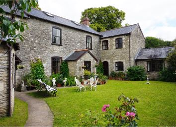 Thumbnail 4 bed detached house for sale in Shepton Mallet, Shepton Mallet