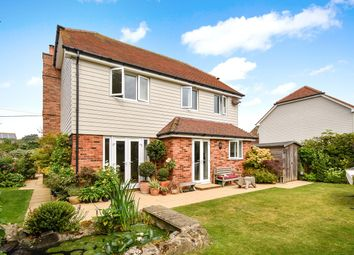 The Street, West Hougham, Dover CT15. 4 bed detached house for sale