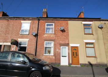 Thumbnail 3 bed terraced house to rent in Stafford Street, Burton-On-Trent