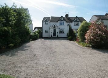 Thumbnail 3 bed semi-detached house for sale in Teston, Maidstone