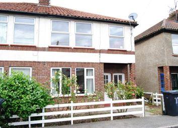 Thumbnail 1 bedroom terraced house for sale in King's Lynn, Norfolk