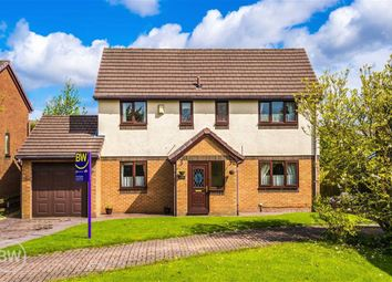 Thumbnail 4 bed detached house for sale in Elsdon Drive, Atherton, Manchester