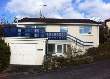 Thumbnail 3 bed detached house to rent in Nancledra, Penzance, Cornwall