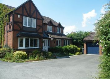 Thumbnail 5 bed detached house for sale in Middle Croft, Abbeymead, Gloucester