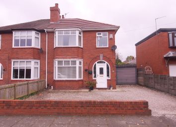 Thumbnail 3 bed semi-detached house to rent in Masefield Avenue, Orrell, Wigan