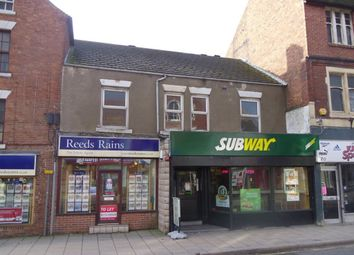 Thumbnail 2 bed flat to rent in High Street, Alfreton