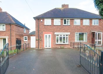 Thumbnail 3 bed semi-detached house for sale in Ogley Drive, Sutton Coldfield