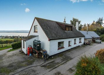 Thumbnail 4 bed detached house for sale in Feddon Hill, Fortrose