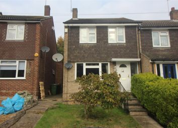 Thumbnail 3 bedroom end terrace house for sale in Jersey Close, Hoddesdon, Herts