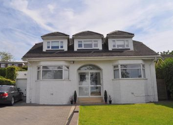4 bed detached bungalow for sale in 5 Picketlaw Drive, Carmunnock, Glasgow G76