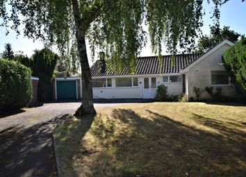 Thumbnail 3 bed detached bungalow for sale in Newfound Drive, Cringleford, Norwich