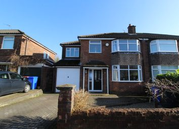 4 bed semi-detached house for sale in Stetchworth Drive, Worsley, Manchester M28