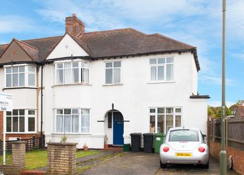 Thumbnail 5 bedroom end terrace house for sale in Wickham Crescent, West Wickham