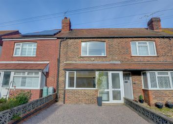 Thumbnail 3 bed terraced house to rent in Dominion Close, Broadwater, Worthing
