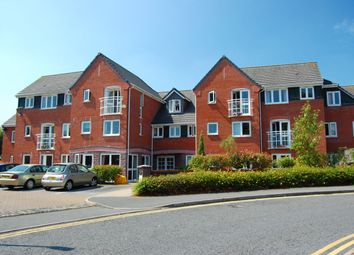 Thumbnail 2 bed flat for sale in Lovell Court Parkway, Holmes Chapel, Cheshire