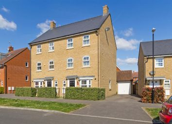 Thumbnail 3 bed property for sale in Crossways, Sittingbourne