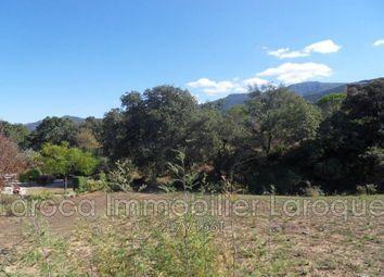 Thumbnail Land for sale in Villelongue-Dels-Monts, Pyrénées-Orientales, Languedoc-Roussillon