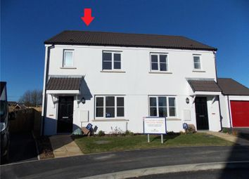 Thumbnail 3 bed semi-detached house for sale in Dobwalls, Liskeard