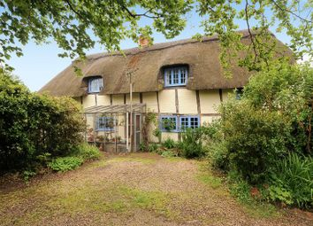 Thumbnail 4 bedroom detached house for sale in The Green, Grove, Wantage