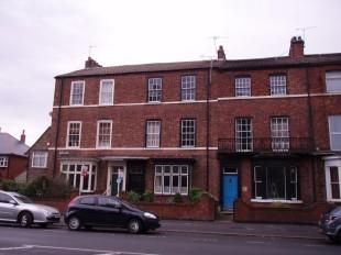 Thumbnail 2 bed flat to rent in Flat 2, 52, Bennetthorpe, Doncaster, South Yorkshire