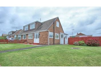 Thumbnail 2 bed bungalow for sale in Hambleton Avenue, Redcar