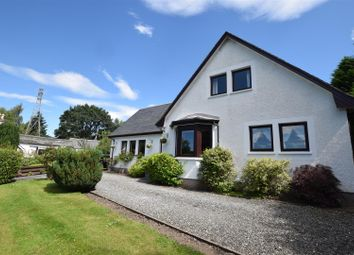 Thumbnail 5 bed detached house for sale in Tighsith, Faskally, Pitlochry