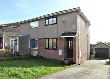 2 bed semi-detached house for sale in The Hollies, Brackla, Bridgend. CF31