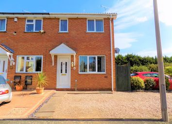 Thumbnail 2 bed semi-detached house to rent in Foxdale Drive, Brierley Hill