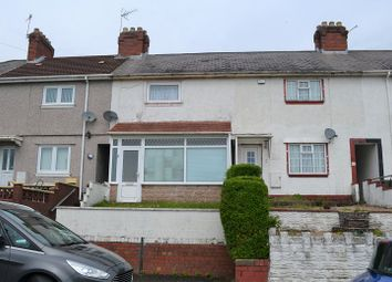 Thumbnail 2 bedroom terraced house for sale in Robert Owen Gardens, Port Tennant, Swansea
