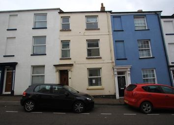 Thumbnail 6 bed terraced house for sale in Exmouth, Devon