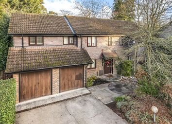 Thumbnail 4 bed detached house to rent in Geffers Ride, Ascot