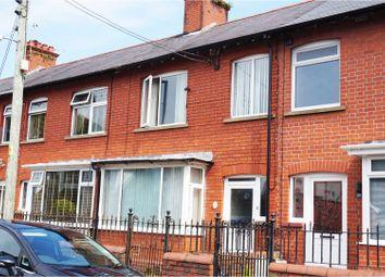 Thumbnail 4 bed terraced house for sale in Coronation Street, Aberkenfig, Bridgend