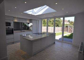 Thumbnail 3 bed end terrace house to rent in Pentire Close, Cranham, Upminster